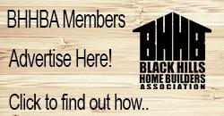 Black Hills Home Builders Advertise Here