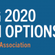 2020 Health Plan Options