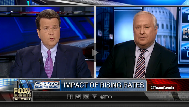Our CEO Jerry Howard was on Fox Business discussing the...